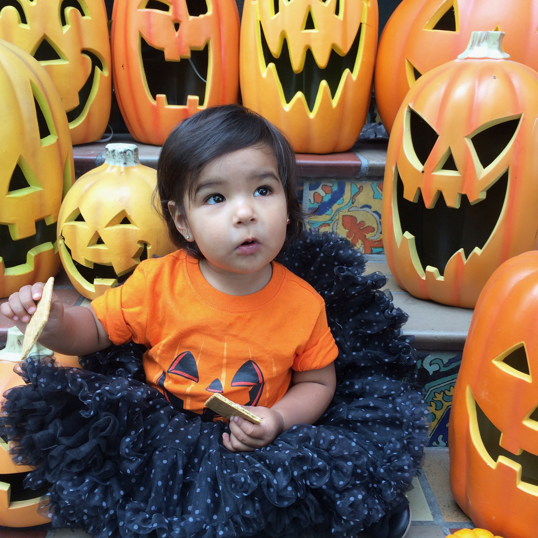 Baby Seli_Pumpkins