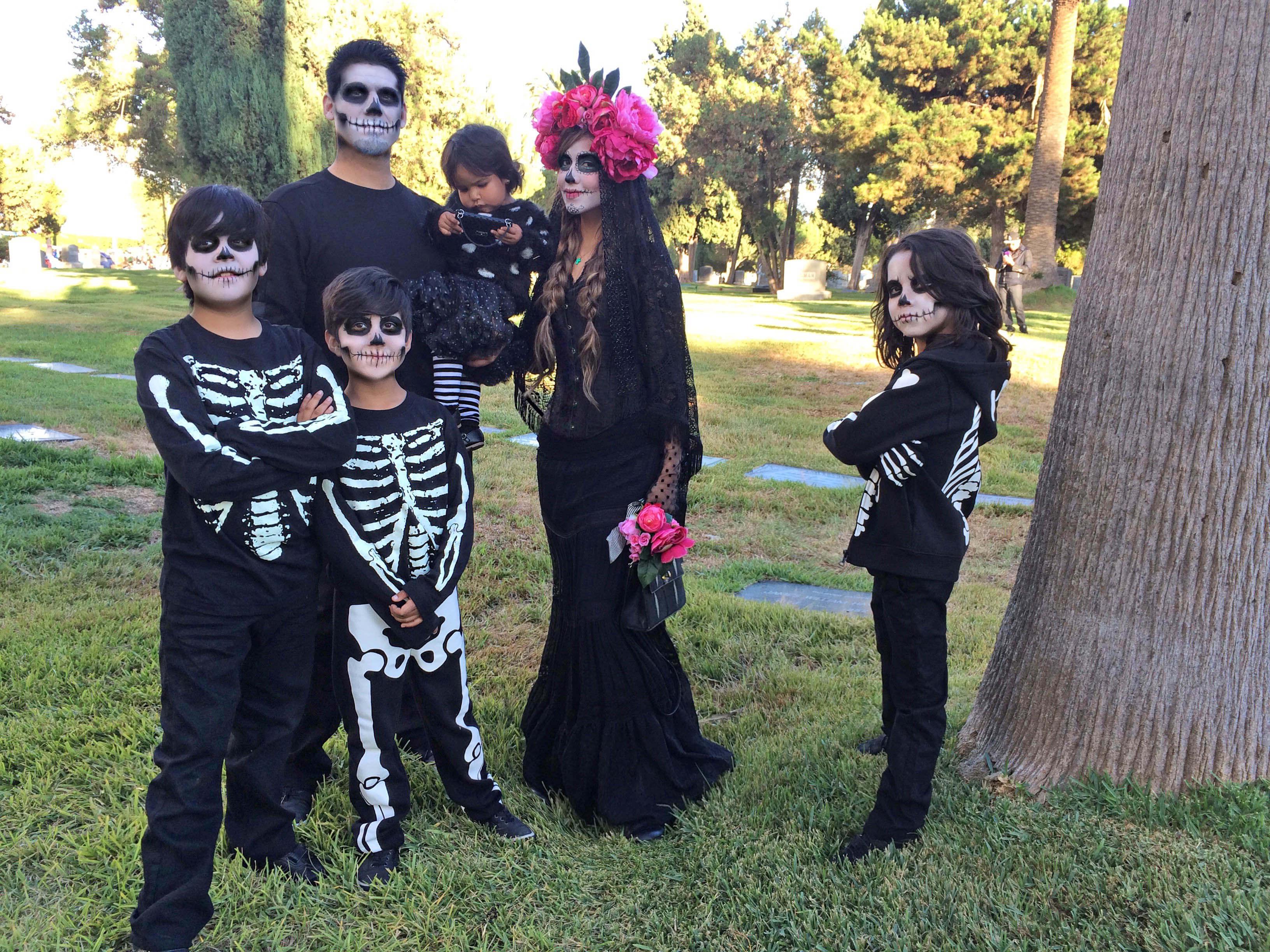 Dia de los Muertos_mi familia