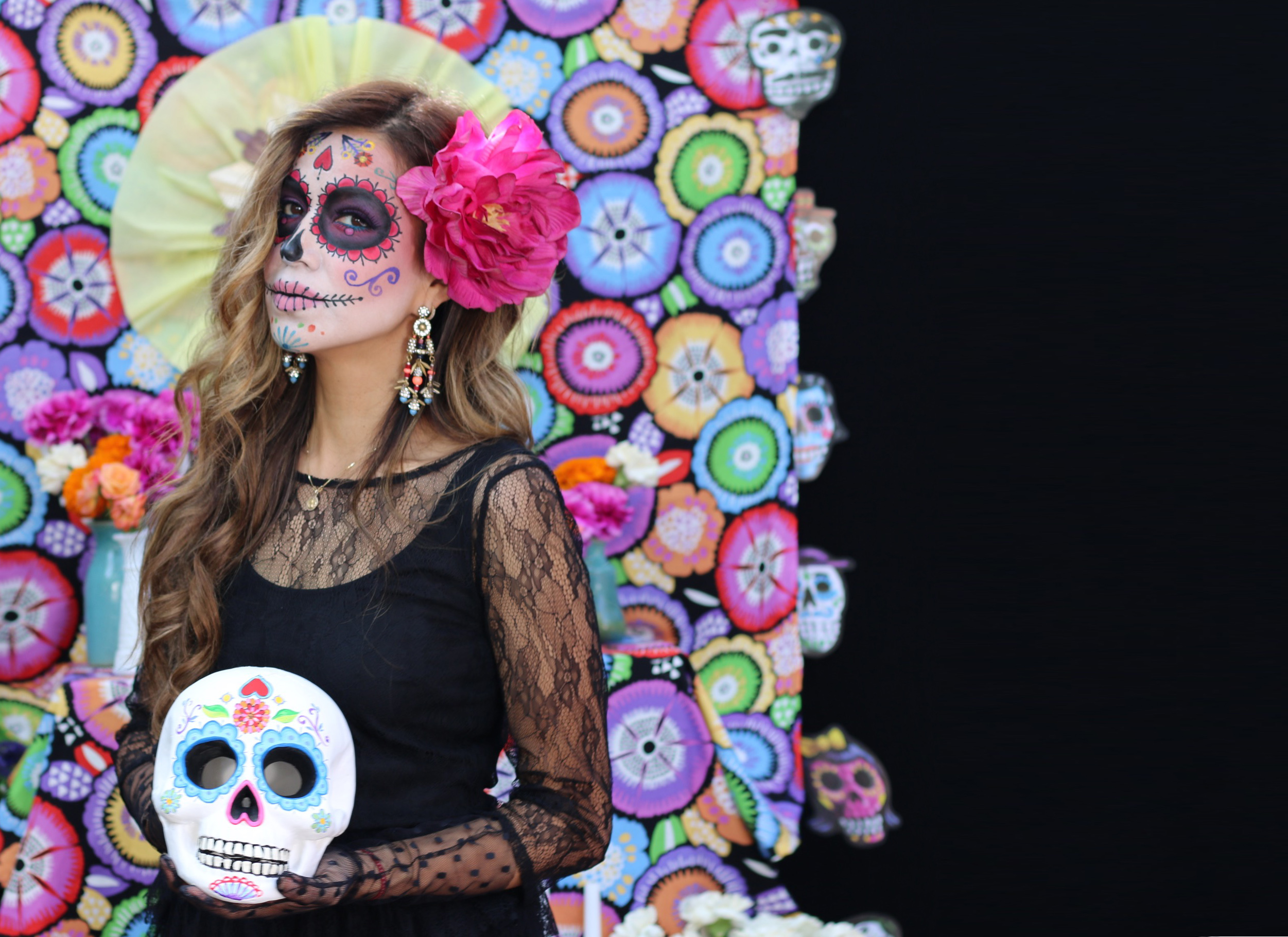 Dia De Los Muertos Party - The Beautifulcircus.com