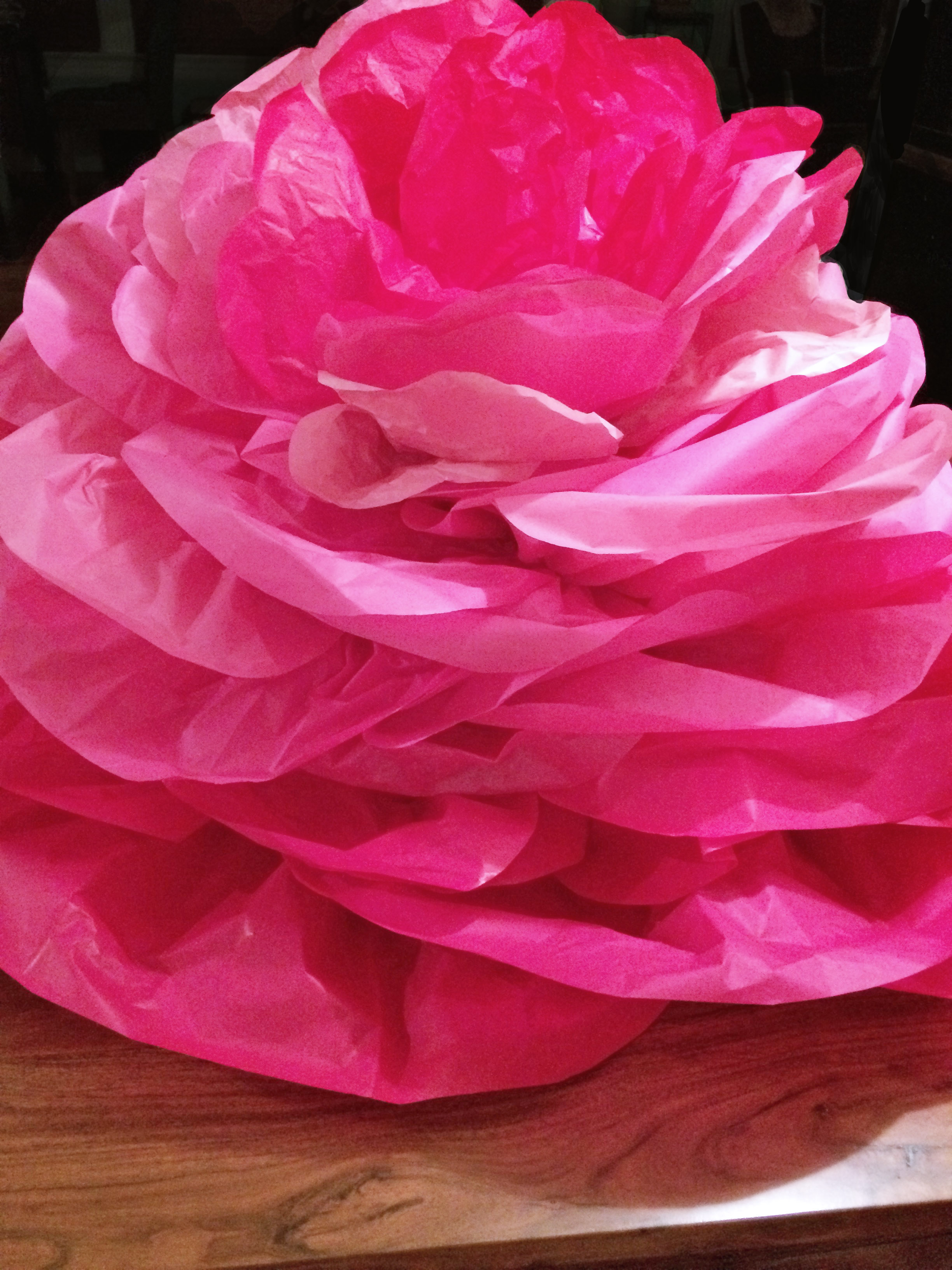 all stacked up petals