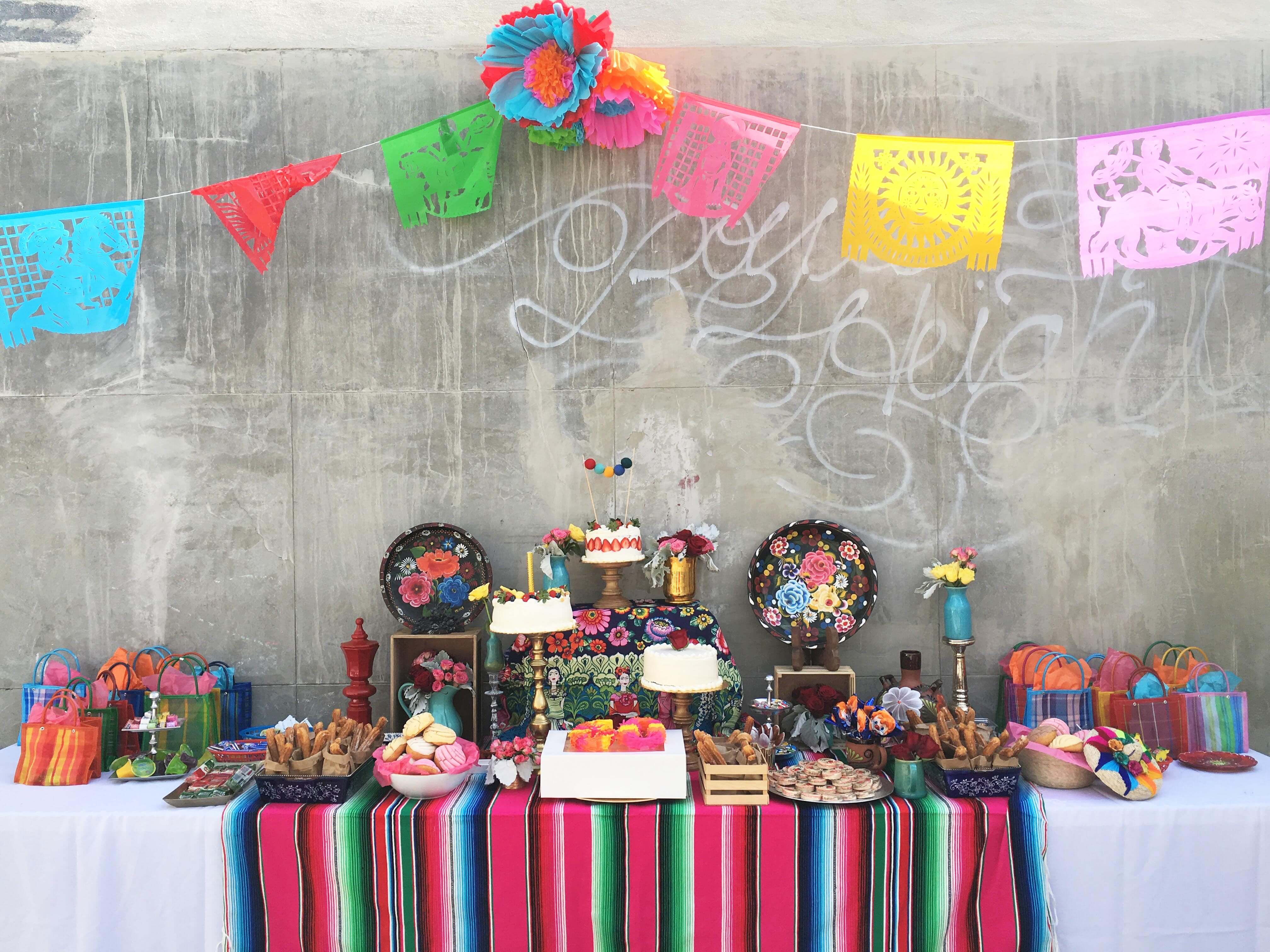 60th_sweets Table