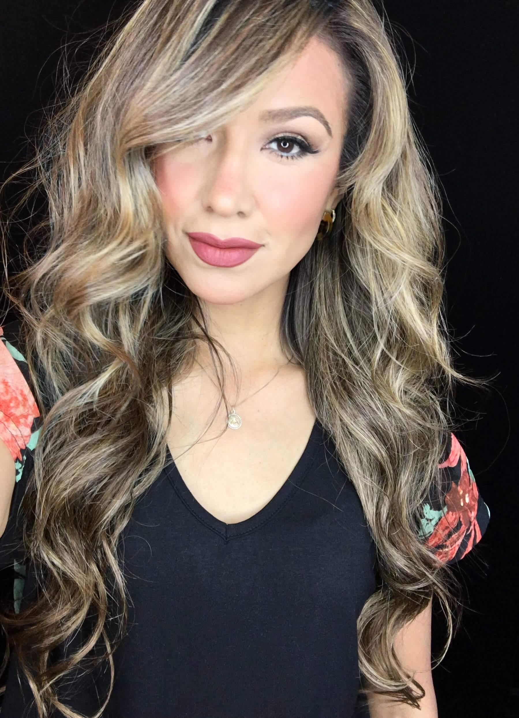 Hair_front selfie