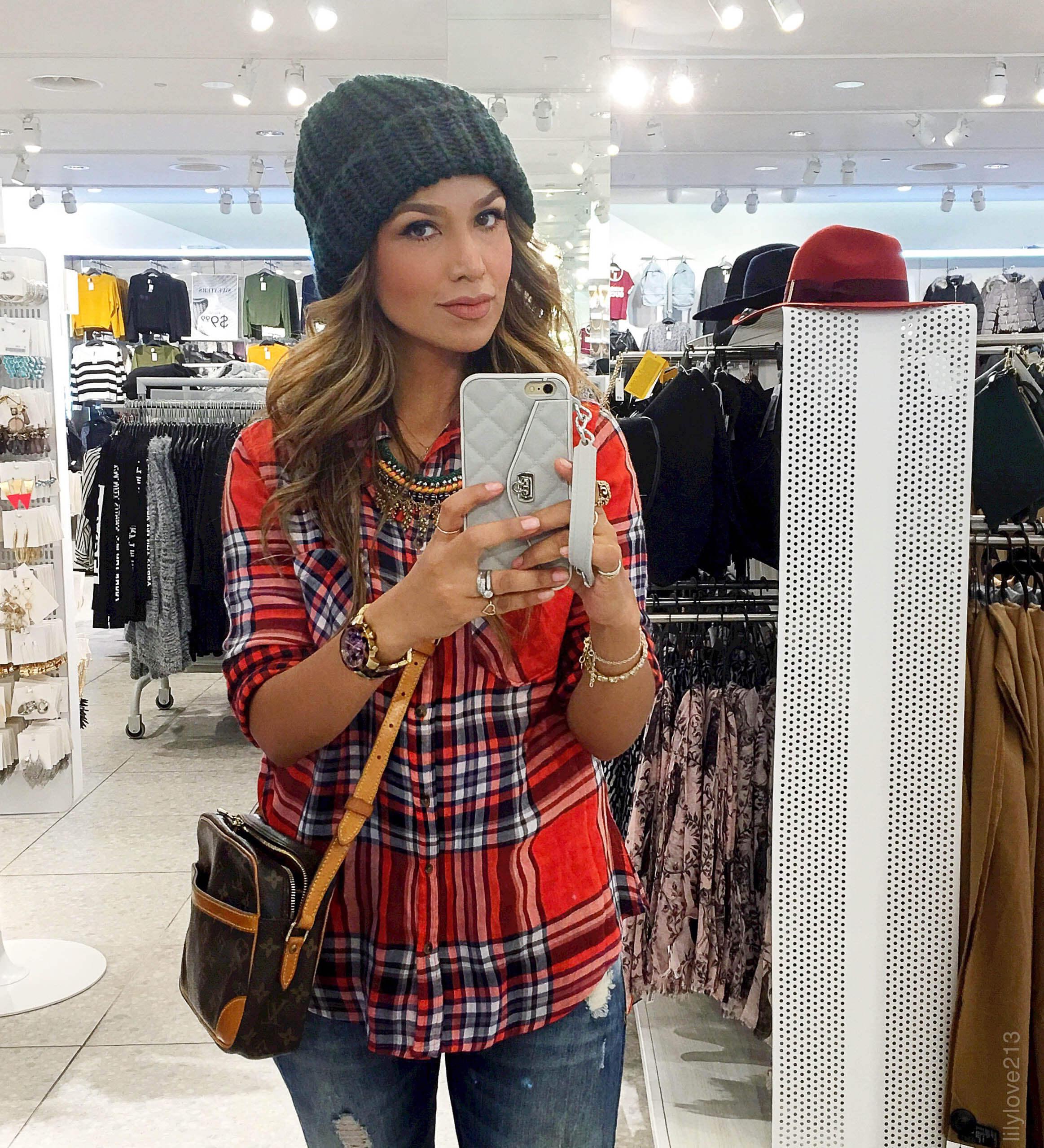 shopping_jade beanie